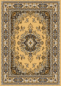 Large Traditional 8x11 Oriental Area Rug Persian Style Carpet -Approx 7'8