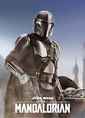 STAR WARS The Mandalorian Season 2 - Promo Card 5