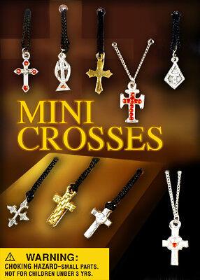 250 Pcs Vending Machine 0.250.50 Capsule Toys - Mini Crosses