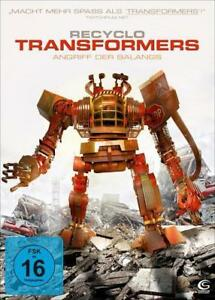 Recyclo Transformers   DVD NEU