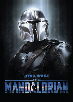 STAR WARS The Mandalorian Season 2 - Promo Card 4