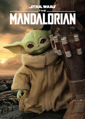 STAR WARS The Mandalorian Season 2 - Promo Card 7