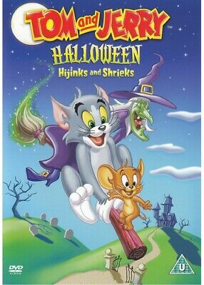[DVD] Tom and Jerry: Halloween Hijinks and Shrieks