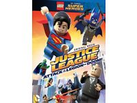 LEGO Justice League: Attack of the Legion of Doom Blu-ray DVD