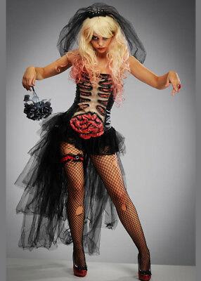 Womens Halloween Gruesome Zombie Bride - Gruesome Costumes