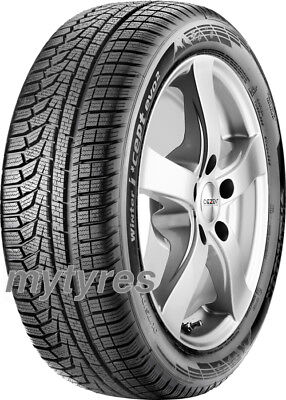 4x WINTER TYRES Hankook i*cept evo² (W320) 225/55 R16 99H XL 4PR SBL with MFS M+
