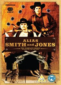 Alias Smith and Jones: The Complete Series (Box Set) [DVD]