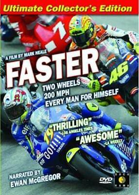 Faster New Dvd