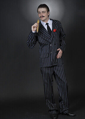 Mens Halloween Gomez Addams Stil - Gomez Kostüme