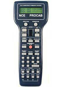 NCE Power Pro Cab DCC Handheld Throttle 524-0010