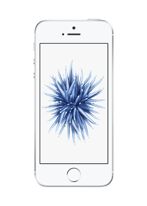Apple iPhone SE - 32GB - Silver (T-Mobile) A1662 (CDMA + GSM)