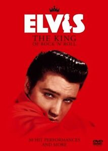 ELVIS-PRESLEY-The-King-Of-Rock-N-Roll-DVD-BRAND-NEW