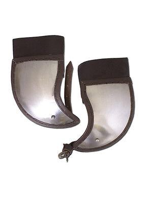 Ulfberth 1 Paar Wangenklappen für Helme Gesichtsschutz Helm Mittelalter LARP