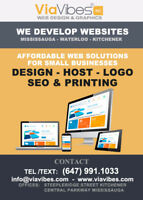 Website Design & Graphics Design Services