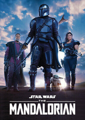 STAR WARS The Mandalorian Season 2 - Promo Card 3