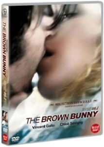 The Brown Bunny (2003) - Vincent Gallo DVD *NEW