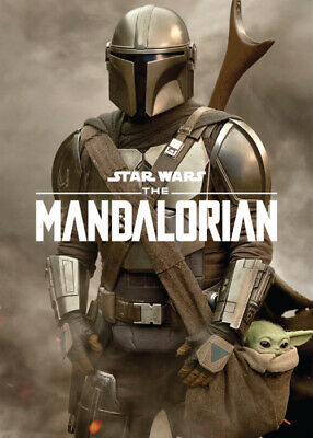 STAR WARS The Mandalorian Season 2 - Promo Card 6