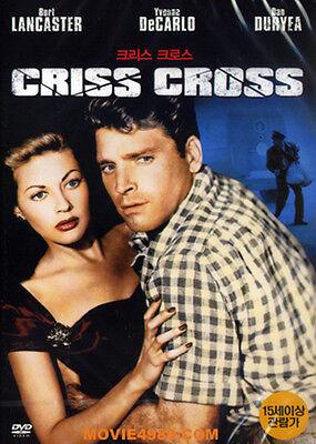 Criss Cross (1949) / Robert Siodmak / Burt Lancaster / Yvonne De Carlo / DVD (Criss Cross Burt Lancaster)