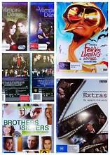BULK DVD LOT TV Series Movies Vampire Diaries Family Love Drama Ardross Melville Area Preview