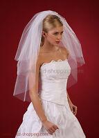 Brand new wedding veils