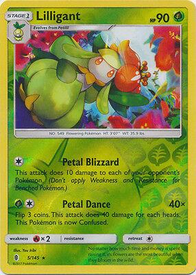 Vanilluxe 35//145 Sun /& Moon Guardians Rising REVERSE HOLO PERFECT MINT Pokemon