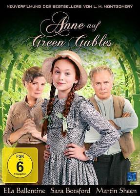 Anne auf Green Gables   DVD   deutsch   NEU   2016   Anne of Green Gables (Anne Of Green Gables)