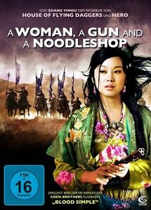 DVD-Video-A-Woman-a-Gun-and-a-Noodleshop-2011-Deutsch-Mandarin