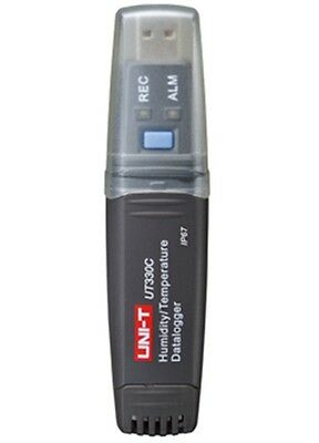 Mini Usb Temperature Humidity Air Pressure 3in1 Data Logger Storage Meter Ip67