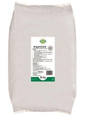 Algenkalk 25kg Beckmann Buchsbaumretter, Bio-Anbau, Buchsbaum Kur, Feines Pulver (Pulver Dünger)