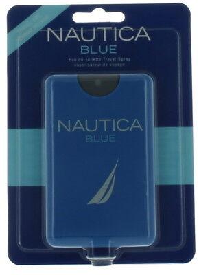 Nautica Blue by Nautica for Men Mini EDT Cologne Spray 0.67oz NIB