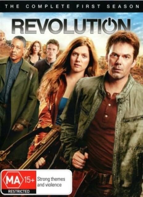 REVOLUTION Season 1 : NEW DVD