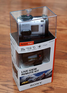 NEW Sony HDR-AS200VR Action Cam with Live View Remote Bundle Kingston Kingston Area image 2