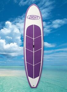 11ft Purple Frangipani Stand up paddleboard, bag, leash + paddle West Gosford Gosford Area Preview