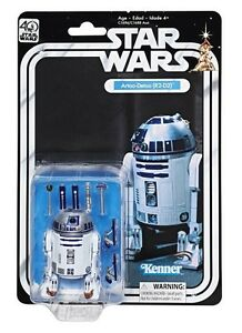 "***WANTED*** Star Wars 40th Anniversary 6"" (R2D2 & Luke XWing)"