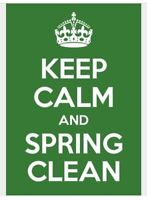Friday biweekly cleaning available