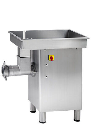 Talsa W114k-u5 Commercial Meat Grinder 22 Size Head Double Cutting System 3ph