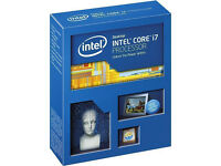 Intel i7 5930K CPU Processor (3.50GHz, 15MB Cache, 140W, Socket 2011-V3)Local Delivery 2YR Warranty!