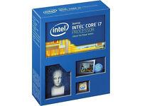 Intel i7 5930K CPU Processor (3.50GHz, 15MB Cache, 140W, Socket 2011-V3)Local Delivery 2YR Warranty!