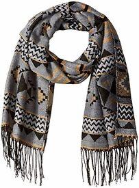 RAMPAGE Women's Navajo Woven Blanket Wrap NEW
