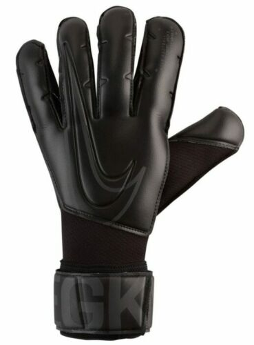 Nike GK Grip3 Soccer Goalkeeper Gloves Black Size 7 Adult Unisex GS3381-010