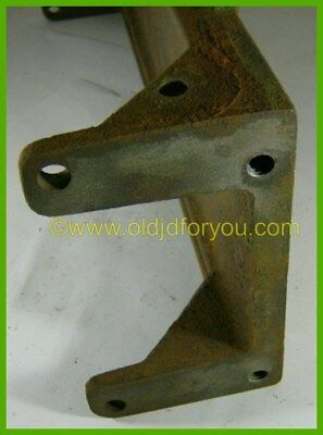 H168r John Deere H Radiator Side Crack And Bolt Free Well Package It Well