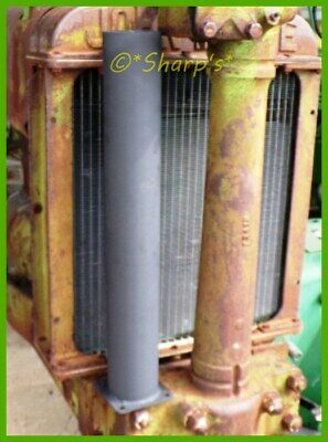John Deere A G 60 620 630 70 720 730 Black Straight Stack 24 Tall Usa Made
