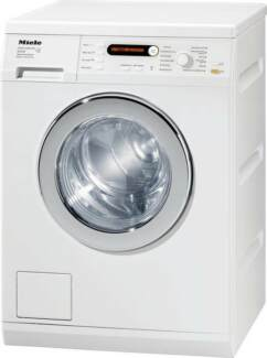 Miele Washing Machine and Miele Heat Pump Dryer as new condition