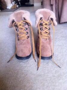 Women's Brown Boots, Size 6. Regina Regina Area image 3