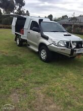 2012 Toyota Hilux 4x4 Sunbury Hume Area Preview