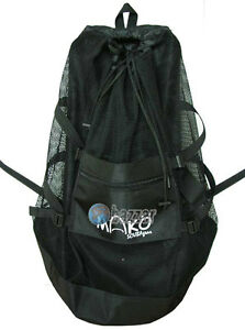 Scuba-Dive-Gear-Diving-Snorkel-Kayak-Canoe-Camp-Hiking-Beach-Bag-Mesh-Backpack