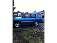 LANDROVER DISCOVERY TD5 SERIES 2