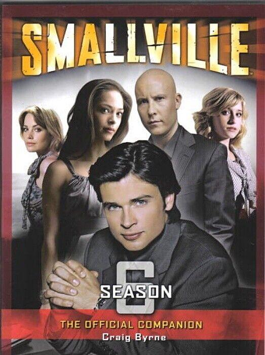 Smallville TV Series Season 6 Companion Trade Paperback Book British NEW UNREAD