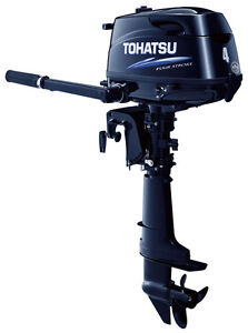 2017 TOHATSU OUTBOARDS! 2.5HP TO 50HP 4 STROKE 40HP-115HP 2 STK