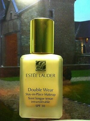 Estee Lauder Double Wear Stay-in-Place Makeup Foundation 3W2 CASHEW93 30ml NEU